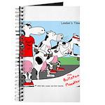 The Bullston Mooathon Journal
