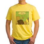 Cold Turkey Yellow T-Shirt