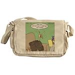 Cold Turkey Messenger Bag