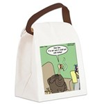 Cold Turkey Canvas Lunch Bag