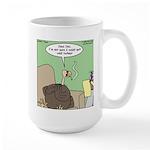 Cold Turkey Large Mug