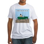 Chicken Coupe for the Sole Fitted T-Shirt