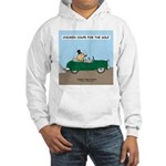 Chicken Coupe for the Sole Hooded Sweatshirt