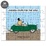 Chicken Coupe for the Sole Puzzle
