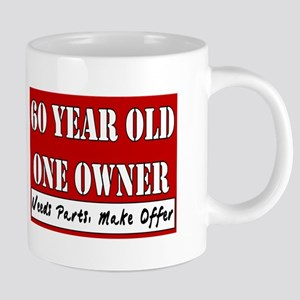 60th Birthday Mugs