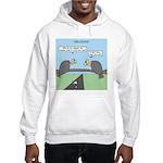 Impatient Buzzards Hooded Sweatshirt