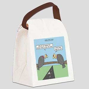 Impatient Buzzards Canvas Lunch Bag