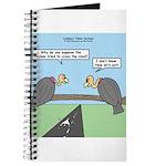 Impatient Buzzards Journal