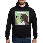 Buffalo Roaming Charges Hoodie (dark)