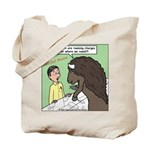 Buffalo Roaming Charges Tote Bag