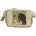 Buffalo Roaming Charges Messenger Bag