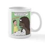 Buffalo Roaming Charges Mug