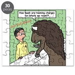 Buffalo Roaming Charges Puzzle
