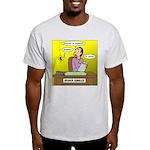 Black Widow Spider Dating Light T-Shirt