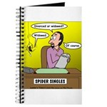 Black Widow Spider Dating Journal