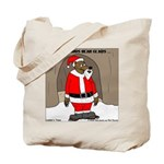 Bear Clause Tote Bag