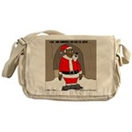 Bear Clause Messenger Bag