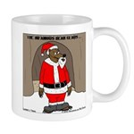 Bear Clause Mug