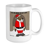Bear Clause Large Mug