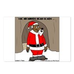 Bear Clause Postcards (Package of 8)