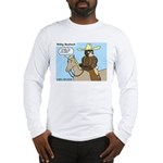 Bear Back Riding Long Sleeve T-Shirt