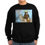 Bear Back Riding Sweatshirt (dark)