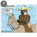 Bear Back Riding Puzzle