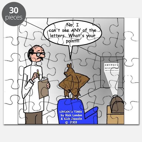 Blind as a Bat Puzzle