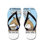 Barter Collies Flip Flops