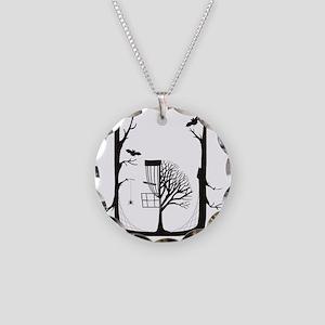 DG_MONROE_02a Necklace Circle Charm