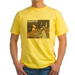 Barkolounger Yellow T-Shirt