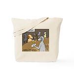 Barkolounger Tote Bag