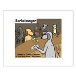 Barkolounger Small Poster