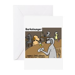 Barkolounger Greeting Cards (Pk of 10)