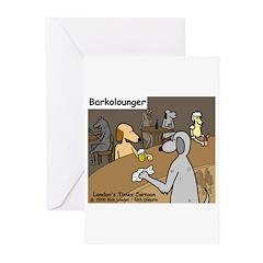 Barkolounger Greeting Cards (Pk of 20)