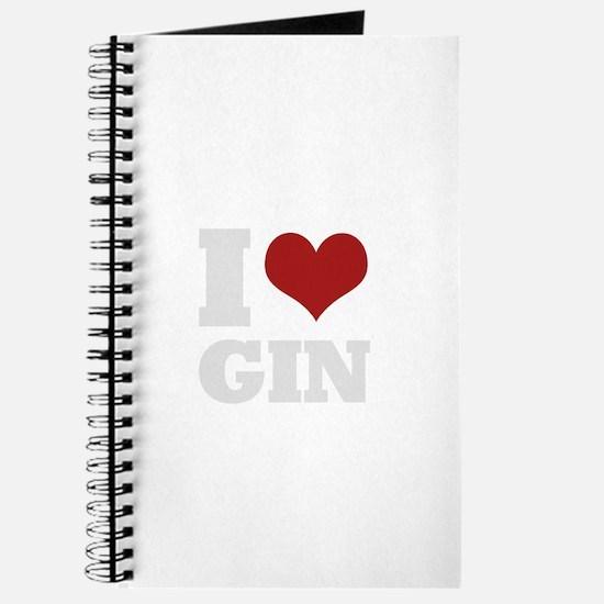 I love gin Journal