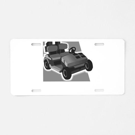 Frankie.jpg Aluminum License Plate
