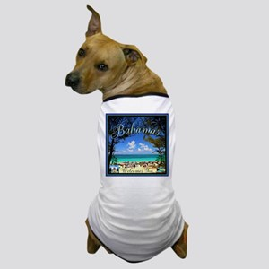Bahamas Welcomes You Dog T-Shirt