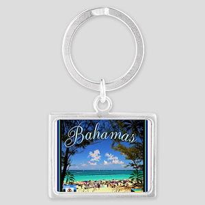 Bahamas Welcomes You Keychains