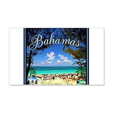 Bahamas Welcomes You Wall Decal