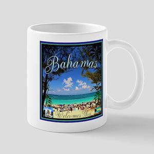Bahamas Welcomes You Mugs