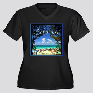 Bahamas Welcomes You Plus Size T-Shirt