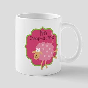 I'm Sheep-a-riffic Mug