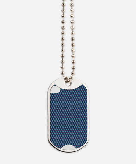 Cubes Dog Tags