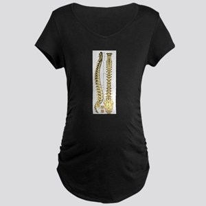 AP-Lat Spine Maternity T-Shirt