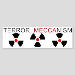 Terror Mechanism Bumper Sticker