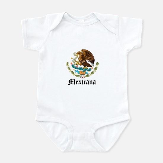 Mexicana Infant Bodysuit