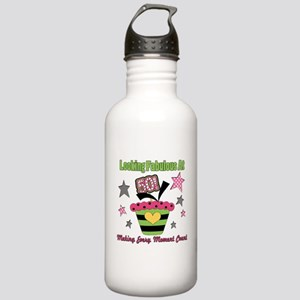 Looking Fabulous 50th Stainless Water Bottle 1.0L