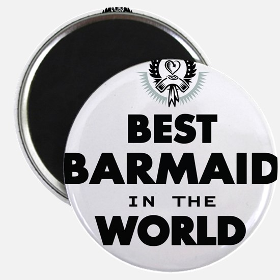 The Best in the World – Barmaid Magnets