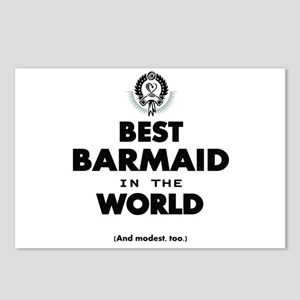 The Best in the World – Barmaid Postcards (Package